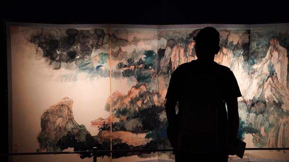 """""""无象之象:张大千精品展""""将在香港举行"""
