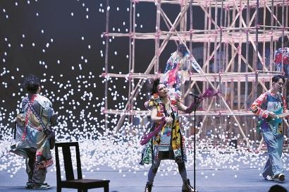 香港文化周好戏连台 两场创新跨界演出韵味