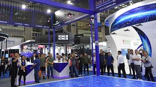 香港科技展团亮相高交会 盼更多融入大湾区发展