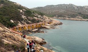 香港蒲臺島:守護者與漁村鄉愁