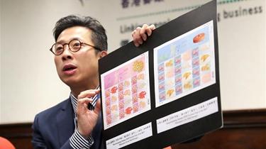 巧鼠迎春 香港郵政將發行特別郵票