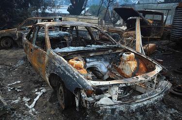 澳大利亞:探訪林火過後的村莊