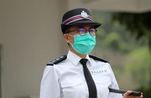 警察抗疫专队:我心依旧