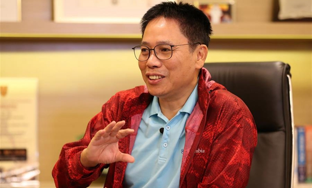 """""""网红""""冼师傅:咏春弟子闯荡政论江湖"""