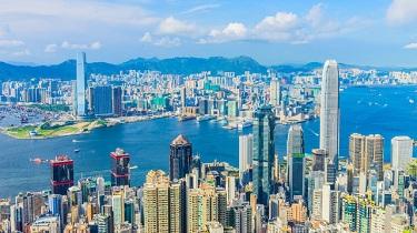 特寫:當抗疫主題展走入香港校園