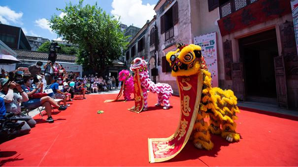 澳門舉辦嘉年華慶祝歷史城區申遺成功15周年