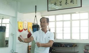 香港故事 流動的咏春拳館