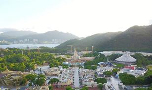 暫停開放兩個月後 香港迪士尼樂園再重開