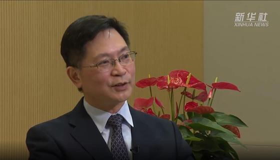 薛永恒:香港将致力为粤港澳大湾区汇聚创科人才