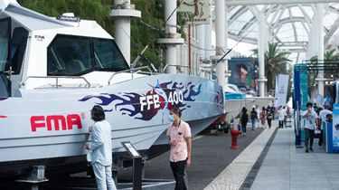 澳門舉行公務航空、遊艇、汽車三大展覽