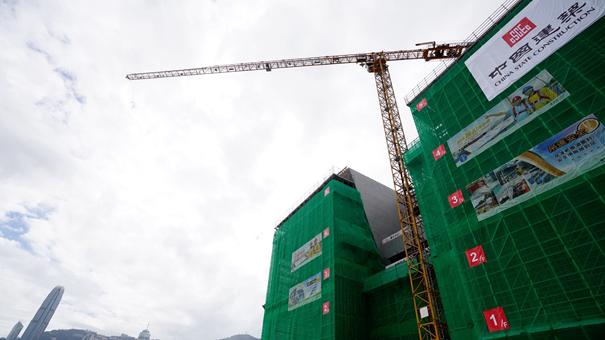 香港故宮文化博物館大樓主體結構竣工 計劃2022年中開幕