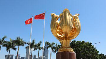 綜述:血濃于水築起堅強後盾——中央助力香港堅定抗疫成功信心