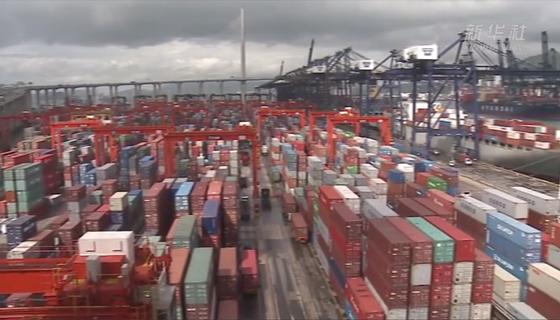 财经速递 香港贸发局:香港出口指数连升四季度 主要行业出口信心上升