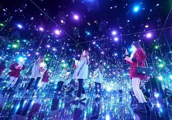 上海舉辦日本藝術家草間彌生大展