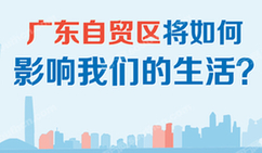 廣東自貿區將如何影響我們的生活?
