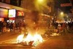 香港男子参与旺角暴乱被判刑