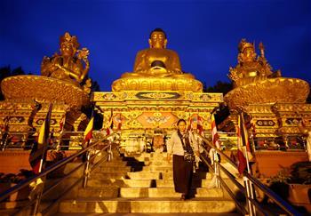 尼泊爾慶祝衛塞節