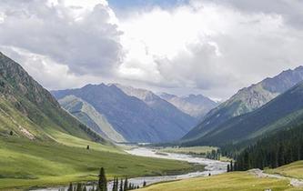 大美新疆 快樂之旅