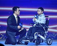 """""""輪椅上的跑者""""矣曉沅"""