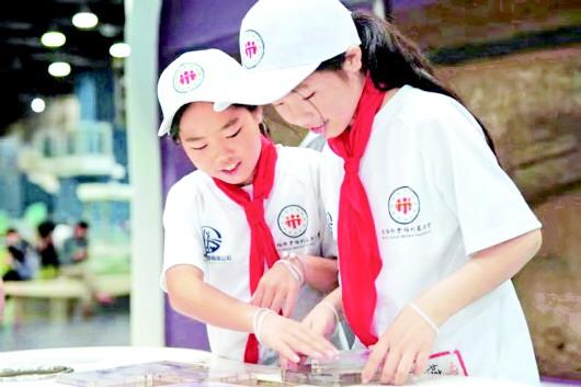 從江娃娃遊學北京夢想啟航