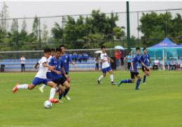 中國足球發展基金會貴州省縣域青少年足球公益項目啟動