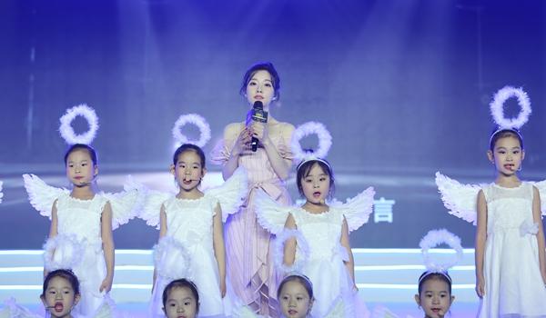 儿童合唱《让爱传出去》