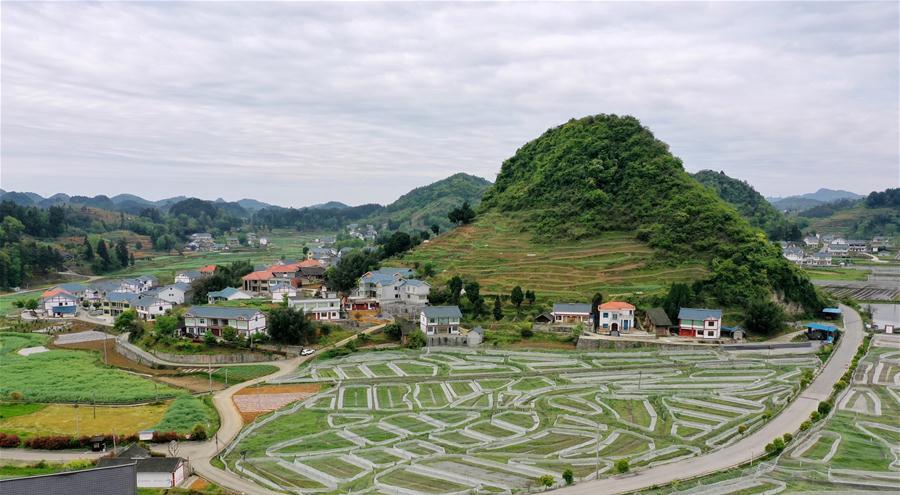 黔北農村面貌新