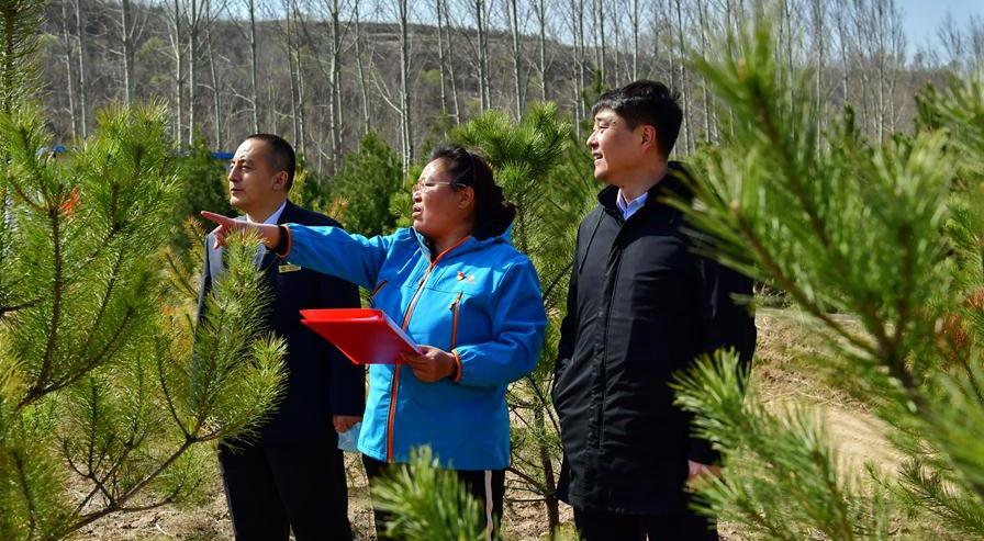 山西呂梁:消費扶貧助農增收