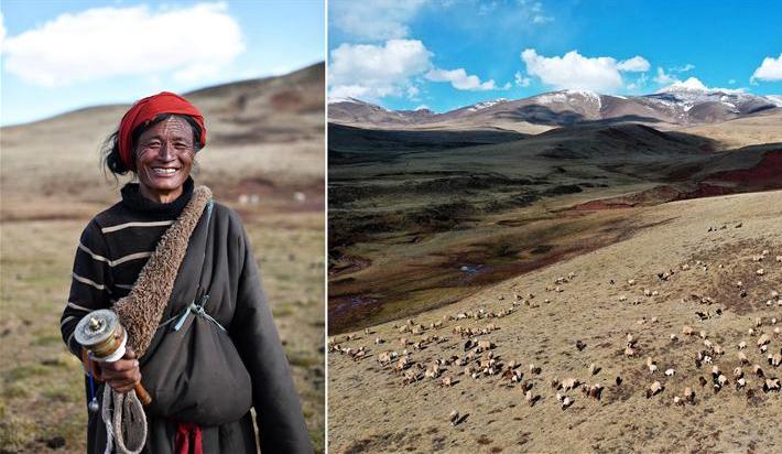 藏東大地脫貧影像