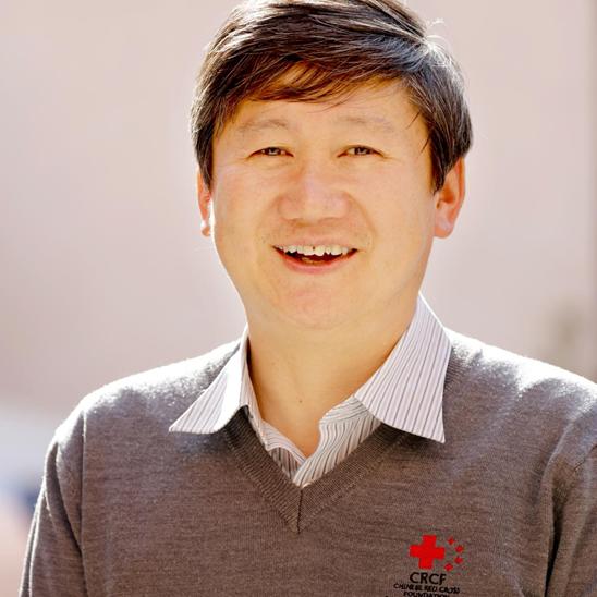 中國紅十字基金會副理事長