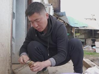 """""""深山制皂""""彭楊"""