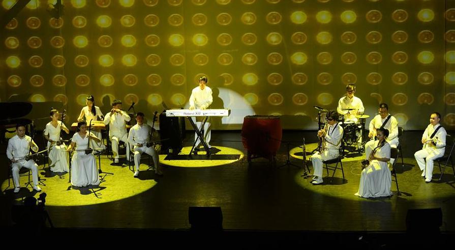 """""""看見明天""""國際盲人節公益音樂會在京舉行"""