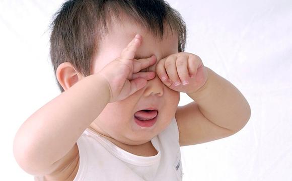 郁闷小孩图片可爱