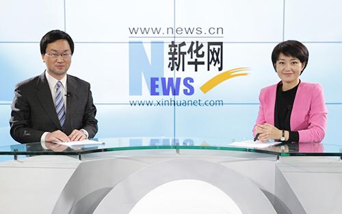 【訪談】持續推進深化醫改 助力健康中國建設