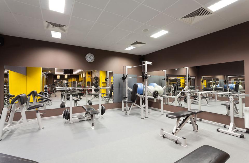 西安:街道辦將有示范性健身房