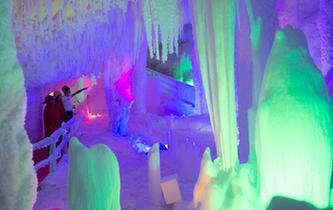 浙江:冰洞避暑遊
