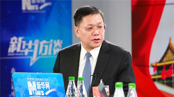 """陈保华:制药行业要为""""健康中国""""贡献力量"""