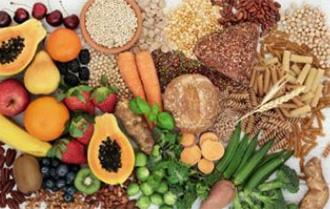 高纤维饮食 或能有助于延缓大脑衰老