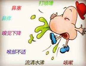 警惕过敏性鼻炎恶化为哮喘等疾病