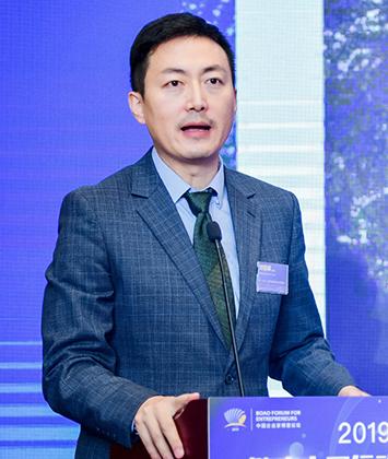 劉哲峰:將樂城打造成為健康之城