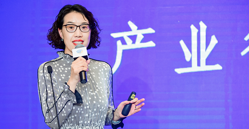 馬寧蔚:政策驅動 産業行動 共建健康中國行動生態圈