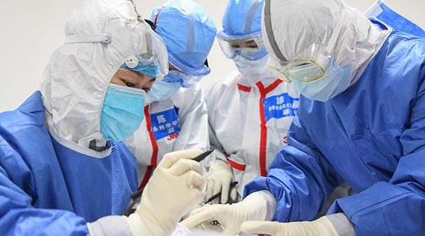 中西醫結合治療新冠肺炎療效顯著 多地制定聯合救治方案