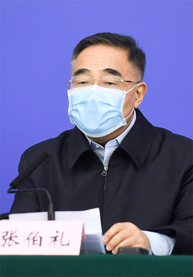 張伯禮:抗擊疫情,挺起中醫藥人的脊梁