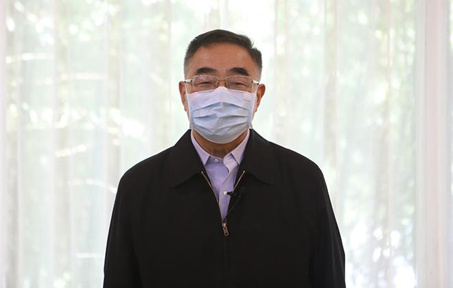 張伯禮院士:中西醫並重有助破解世界醫療衛生難題