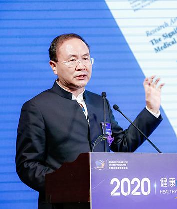 張克鎮:企業家應警惕三大健康誤區 樹立健康生命觀