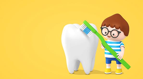 動畫演示根管治療過程,看完記得刷牙