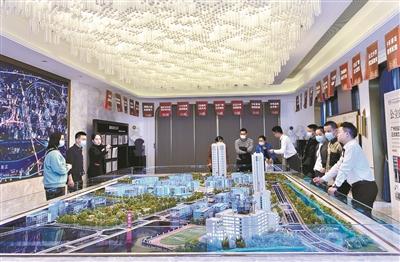 广州春节新房网签量三年来最高 房贷利率上升态势延续