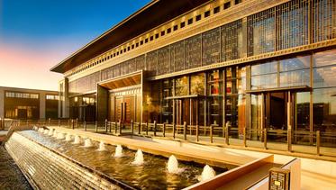 泰禾大城小院:新中式獨院別墅亮相上海