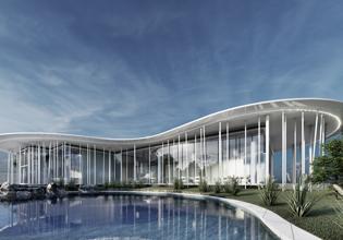 綠色建築,為業戶提供綠色健康的居住空間