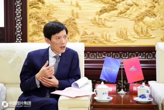 專訪融創中國汪孟德